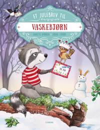 Et julebrev til vaskebjørn