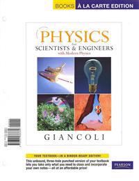 Physics for Scientists & Engineers with Modern Physics, Books a la Carte Plus Mastering Physics [With Access Code]