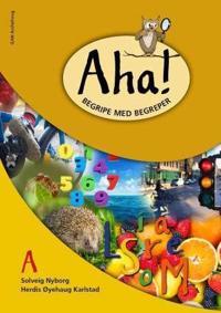 Aha!; begripe med begreper A - Solveig Nyborg, Herdis Øyehaug Karlstad | Inprintwriters.org