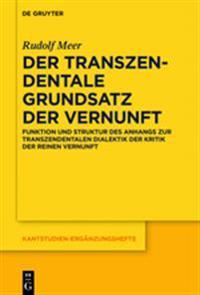 Dertranszendentalegrundsatzdervernunft