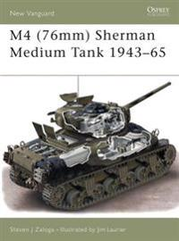 M4 (76mm) Sherman Medium Tank 1943-53