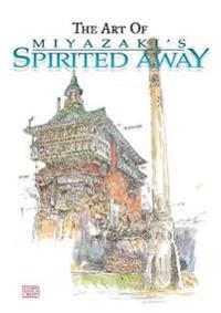 Spirited Away - the Art of