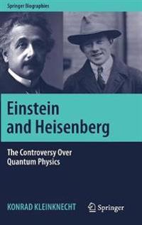Einstein and Heisenberg