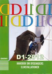 Handbok om byggnaders elinstallationer