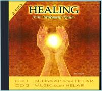 Healing från visdomens källa : affirmationer och musik