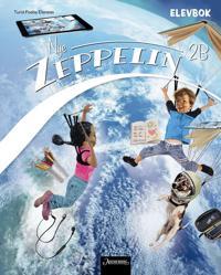 Nye Zeppelin 2B - Turid Fosby Elsness | Inprintwriters.org