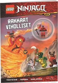 Lego Ninjago - Puuhakirja lelulla