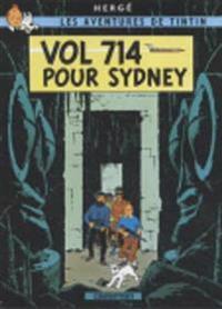 Les aventures de Tintin. Vol 714 pour Sydney