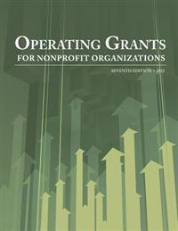 Operating Grants for Nonprofit Organizations 2012