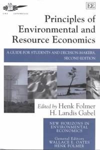 Principles of Environmental and Resource Economics
