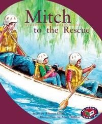 Mitch to the Rescue PM Level 15&16 Set B Orange