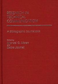 Research in Technical Communication