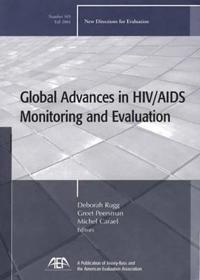 Global Advances in HIV/AIDS Monitoring and Evaluation