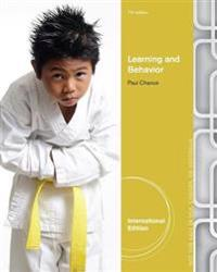 Learning and Behavior, International Edition