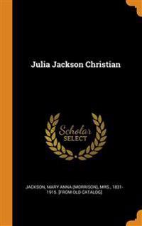 Julia Jackson Christian