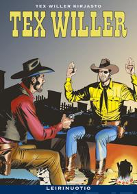 Tex Willer kirjasto 49