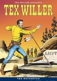 Tex Willer kirjasto 48