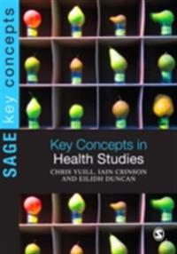 Key Concepts in Health Studies