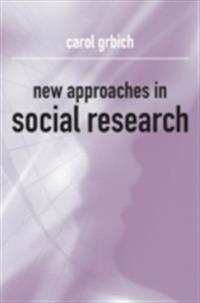 New Approaches in Social Research