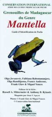 Frogs of Madagascar, Genus Mantella