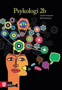 Teknisk psykologi Psykologi 2b Lärobok (2:a uppl)