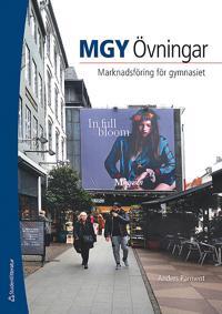 MGY Övningar Elevpaket - Digitalt + tryckt - Marknadsföring för gymnasiet