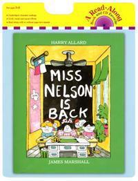 Miss Nelson Is Back Book and CD [With CD]