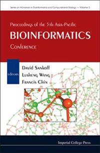 Proceedings of the 5th Asia-Pacific Bioinformatics Conference