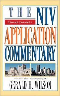 The Niv Appication Commentary