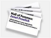 Hall Of Femmes: Janet Froelich