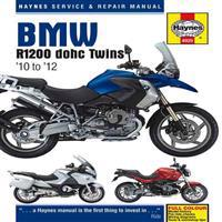 Haynes BMW R1200 Dohc Twins '10 to '12 Service Repair Manual