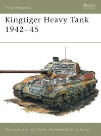 Kingtiger Heavy Tank, 1942-45