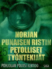 Norjan Punaisen Ristin petolliset työntekijät