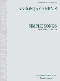 Simple Songs: For Soprano and Piano