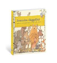 Svenska däggdjur : lekfullt illustrerad fakta