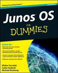 JUNOS OS For Dummies, 2nd Edition
