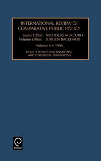 International Review of Comparative Public Policy