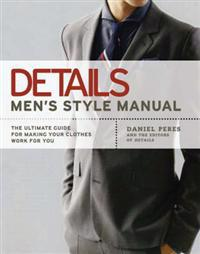 Details, Men's Style Manual