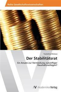 Der Stabilitatsrat