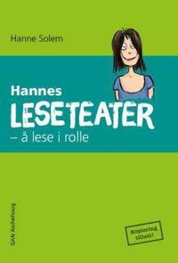 Hannes leseteater - Hanne Solem pdf epub