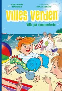 Ville på sommerferie - Anne Sofie Hammer | Inprintwriters.org