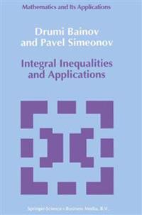 Integral Inequalities and Applications