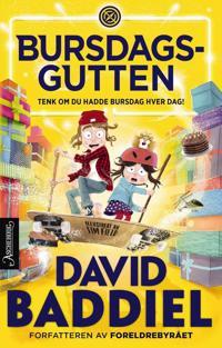 Bursdagsgutten - David Baddiel pdf epub