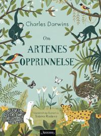 Charles Darwins Om artenes opprinnelse - Sabina Radeva   Inprintwriters.org