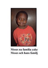 Moses och hans familj = Moses na familia yake - Anna-Karin Steinholtz, Amon Gyunda pdf epub