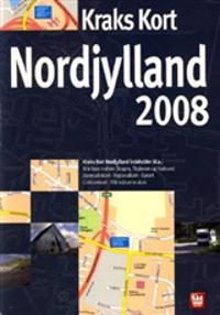 Kraks Kort Nordjylland Bocker Haftad 9788790992804