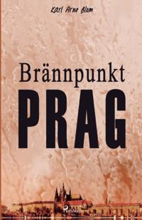 Brännpunkt Prag : en reportageroman