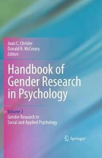 Handbook of Gender Research in Psychology