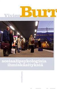 Sosiaalipsykologisia ihmiskäsityksiä