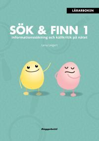 SÖK & FINN 1 - lärarbok